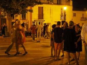 Milonga d'été à Villeneuve de la Raho le 12 Août 2014