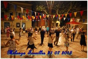 Milonga à Toreilles le 21 juillet 2015
