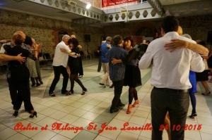 Atelier et Milonga St Jean-Lasseille 24 10 2015