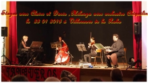 stages et milonga du 23 01 2016