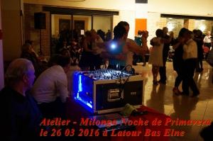 Atelier et Milonga Latour Bas Elne 26 mars 2016