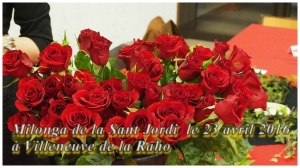 OLYMPUS DIGITAL CAMERA Milonga de la Sant Jordi le 23 avril 2106 à Villeneuve de la Raho