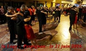 La Loge Perpignan Fête de la musique 21 juin 2016 avec Virginia et Cesar