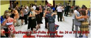 Week-End Tango à St-Feliu d'avall 24 et 25 09 2016