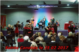 Soirée Canohès le 25 02 2017