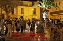 bal du 14 juillet 2017 Villeneuve de la Raho