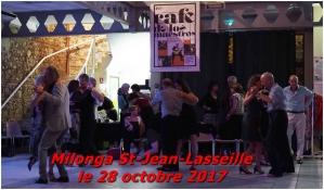 Milonga St-Jean-Lasseille le 28 10 2017